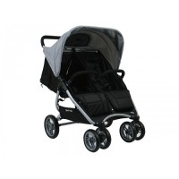 Капор Valco baby Vogue Hood Snap Duo /  Silver