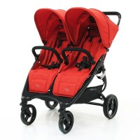 Коляска Valco baby Snap Duo /  Fire red